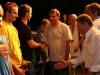 Nocny Międzynarodowy Konkurs Skoków o Puchar Burmistrza Augustowa.
