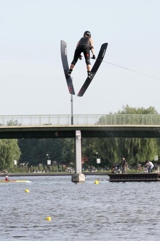 Trening Mistrzostwa Polski Augustów 2012