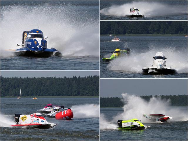Mistrzostwa  Świata Łodzi  Wytrzymałościowych  Necko Endurance 2012 7-8 lipca 2012