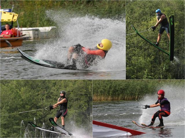 Mistrzostwa Polski w Skokach na nartach Wodnych 31.08 - 02.09.2012